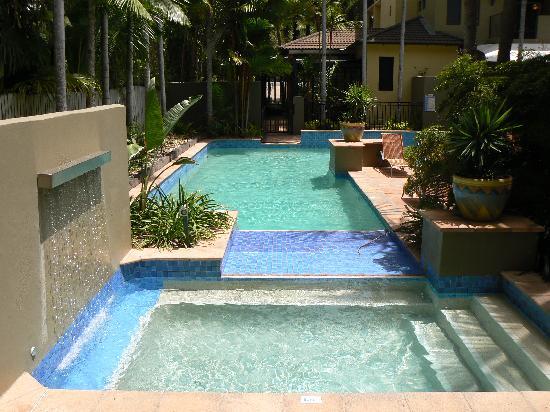 Reef Club Resort: Port Douglas Reef Club pool & spa