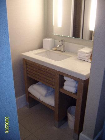 Sheraton Fisherman's Wharf Hotel: nice & clean bathroom