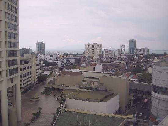 Hotel Jen Penang by Shangri-La: Room View