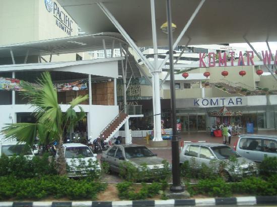 Hotel Jen Penang by Shangri-La: Komtar