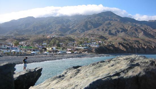 Hotel Zam-Mar: Town of Cedros