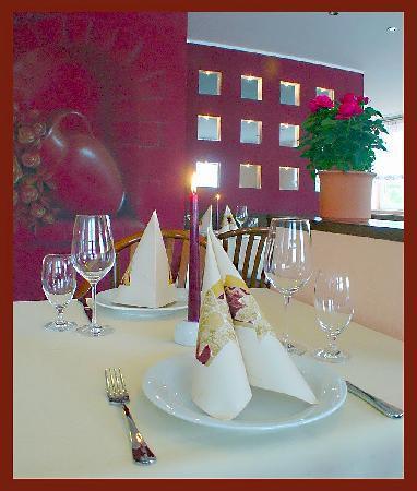 Hotel A2: Restaurant