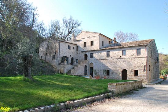 Tenuta Sant Elisabetta: La tenuta