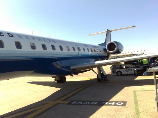 Smallest plane in the world! - Picture of Herndon, Fairfax County ...