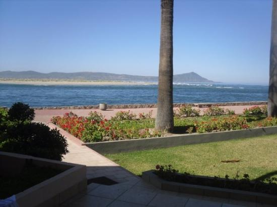 ‪إيستيرو بيتش هوتل آند ريزورت: My back door view from the Resort at Estero Beach Hotel  Ensenada B.C.N. Mexico 4/2009‬