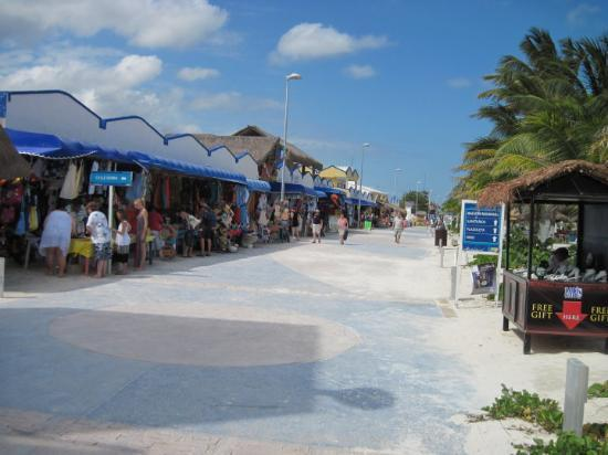 Mahahual, Μεξικό: Majahual Beach, Costa Maya, Mexico