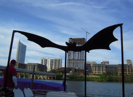 Bat Bridge Austin Boat Tour