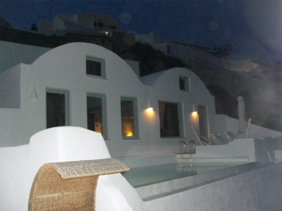 Andronis Luxury Suites: Our Pool Suite. Amazing!