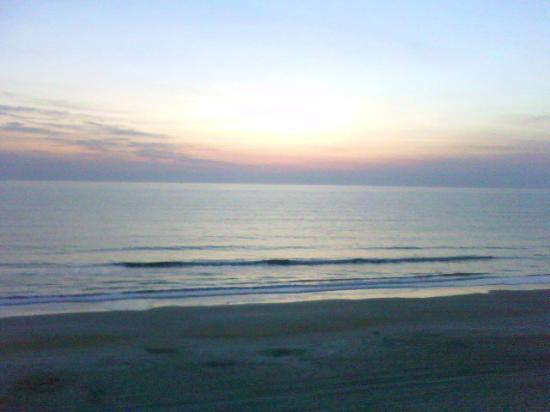 Sunrise over Ormond Beach