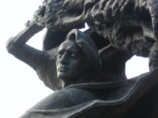 Chopin Monument: Frederic Chopin, Warsaw