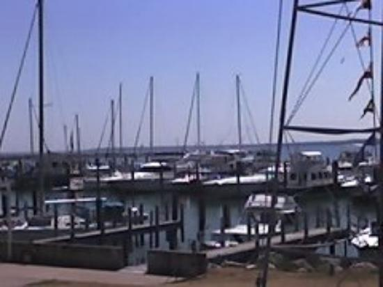 ‪‪Mackinaw City‬, ميتشجان: Mackinaw marina‬