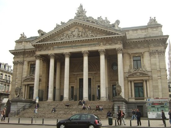 The Bourse (Stock Exchange)