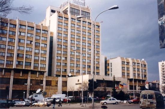 GRAND HOTEL DOWNTOWN PRISTINA
