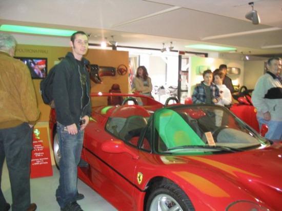Bilde fra Museo Ferrari