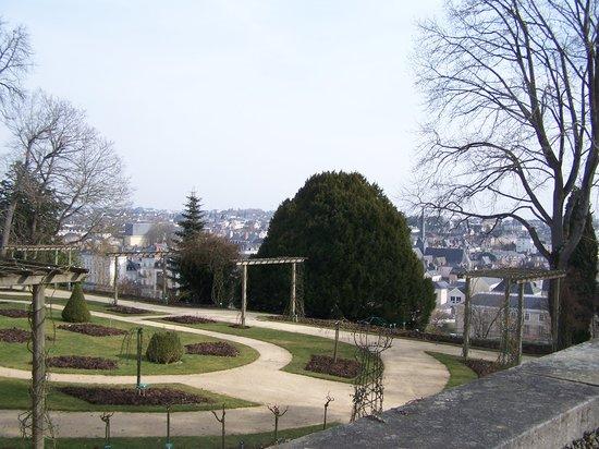 Laval, France: El Parque Perrine