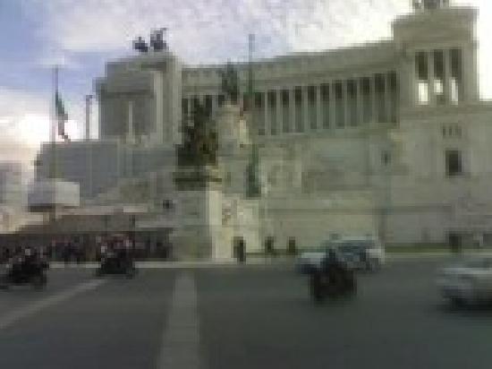 Trastevere Relais: piazza venezia roma