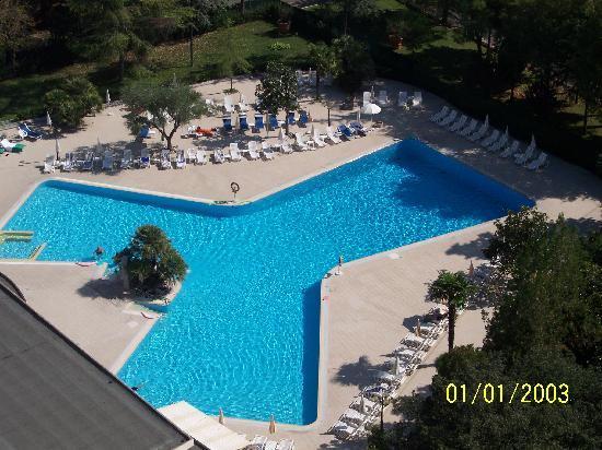 Hotel Terme Internazionale: piscina