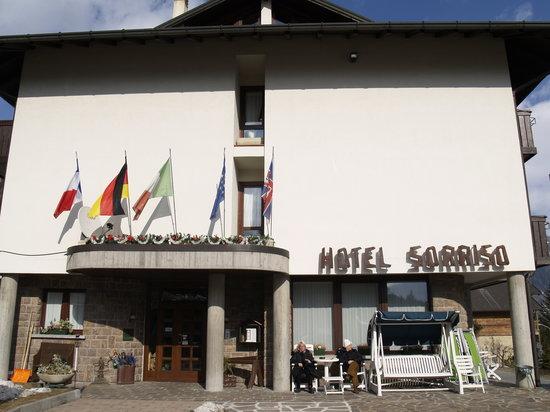 Hotel Sorriso : Ingresso hotel