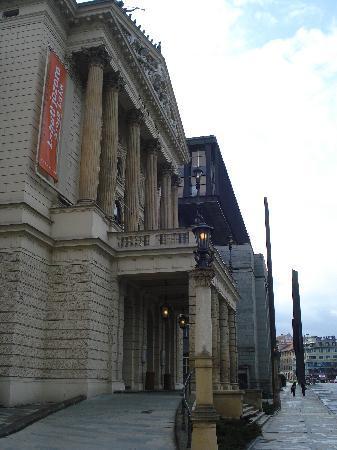 State Opera (Outside)