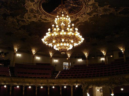 State Opera (Inside)