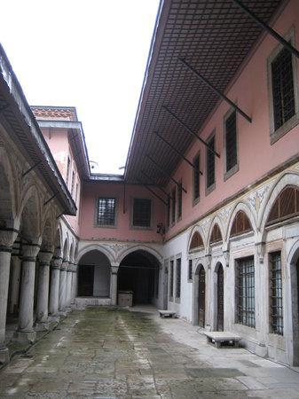 อิสตันบูล, ตุรกี: Harem
