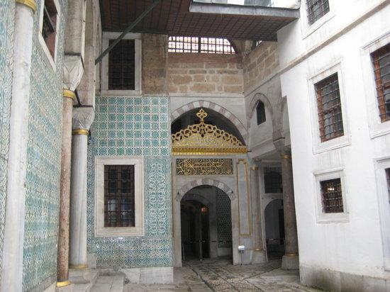 Istanbul, Tyrkia: Harem