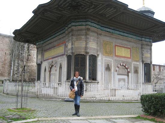 Istanbul, Tyrkia: Topkapi