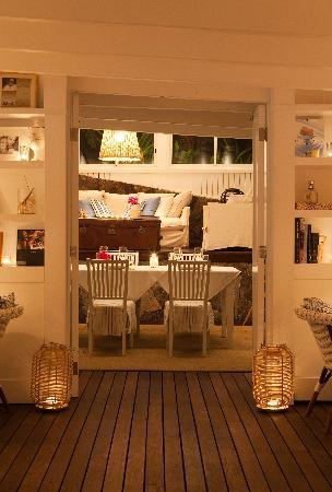 Bonito St Barth: Private dining
