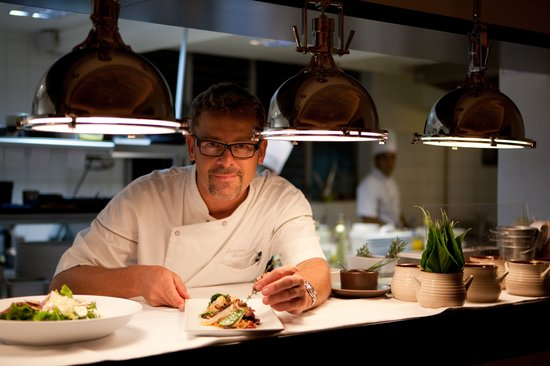 Bonito St Barth: Chef Owner Laurent Cantineaux