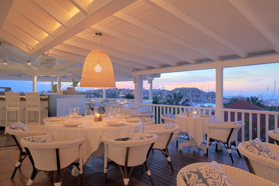 Bonito St Barth: A room with a view