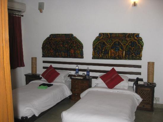 Shanti Home: Twin room
