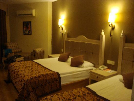 Adalya Resort & Spa: Room No. 2219