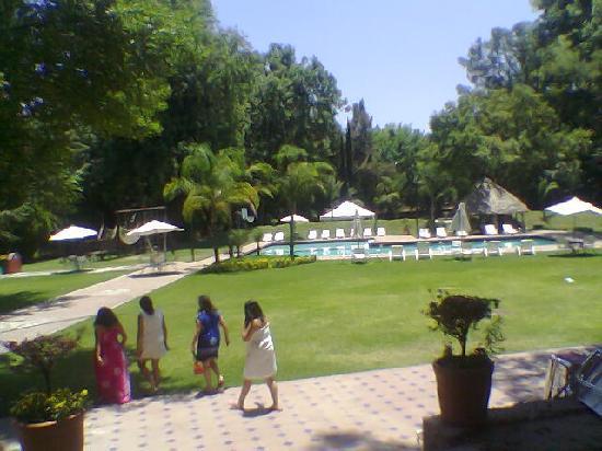 El Marques Hacienda Hotel: Guanajuato Mexico. Hacienda del Marques. Piscina