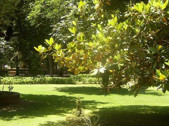 El Marques Hacienda Hotel: Guanajuato Mexico. Hacienda del Marques. Jardines