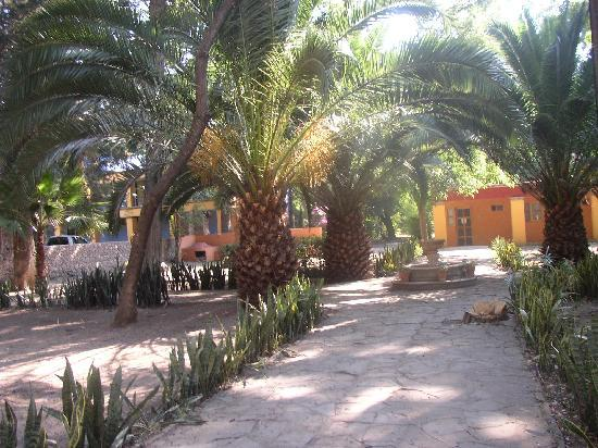 El Marqués Hacienda Hotel: Guanajuato Mexico. Hacienda del Marques. alrededores