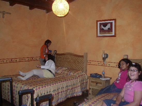 El Marques Hacienda Hotel: Guanajuato Mexico. Hacienda del Marques. Habitaciòn 1