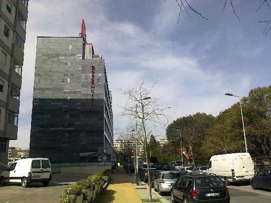 BessaHotel Boavista: Hotel exterior
