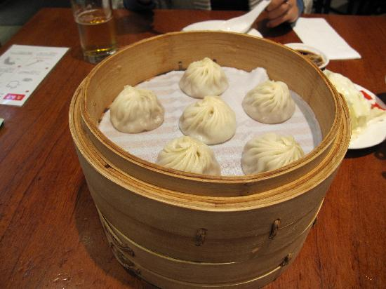 Din Tai Fung (Fuxing Branch): 鼎泰豐の小籠包
