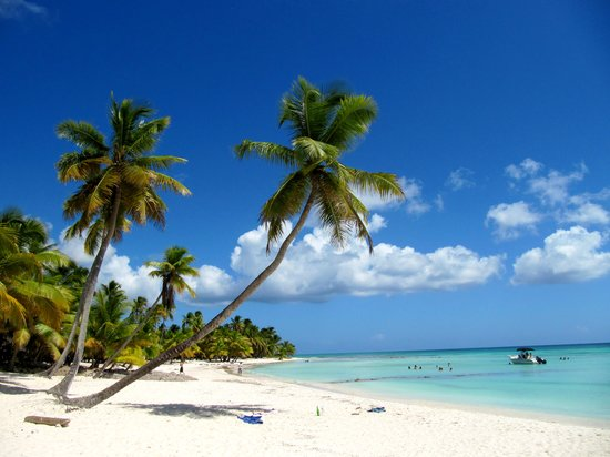 La Romana, Republik Dominika: saona