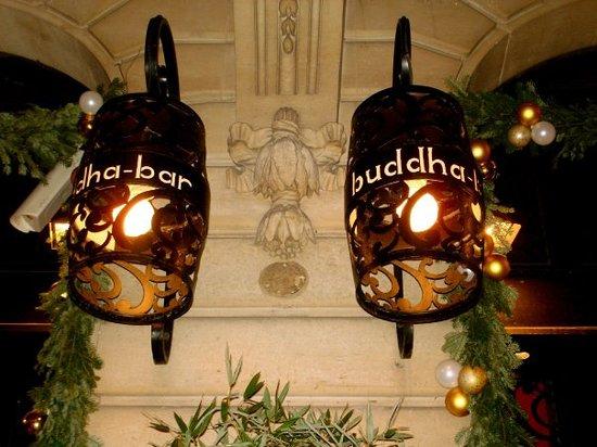 Buddha Bar : l'esterno