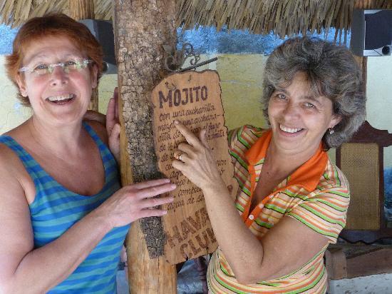 Casa de Miriam: Le déjà célèbre mojito de Miriam