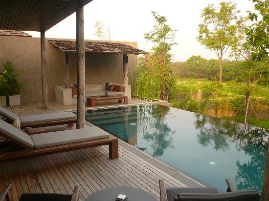 Pak Chong, Tailandia: Deck