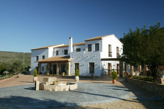 Alcalali, Espagne : La entrada