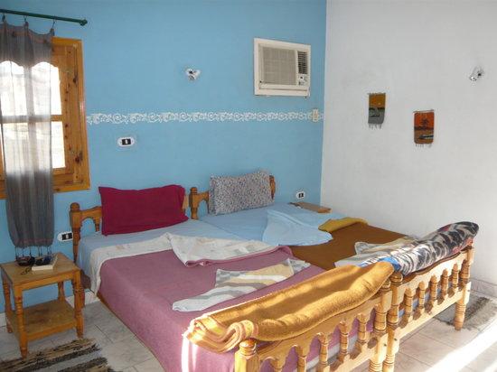 El Fayrouz: Dormitorio