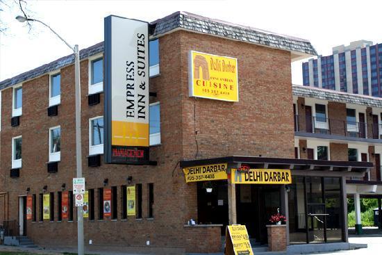Empress Inn & Suites : Restaurant