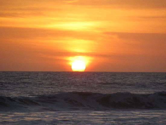 Estrella Del Mar Resort Mazatlan: Sunset