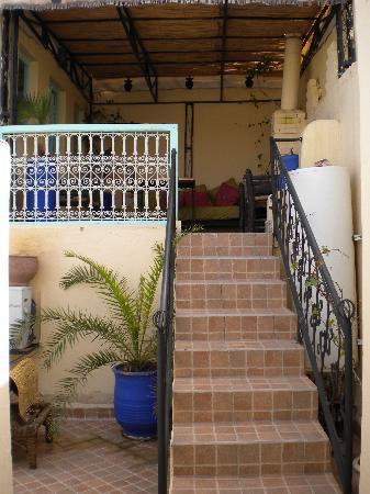 Riad Dar Tah Tah : Room 4 terrace