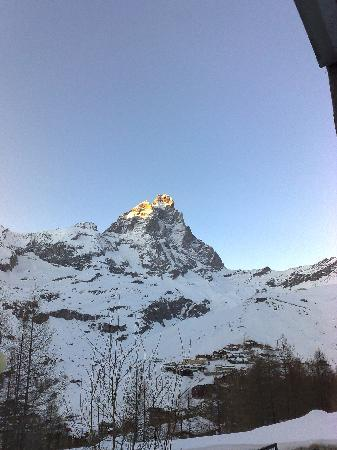 Club Med Cervinia : A room with a view
