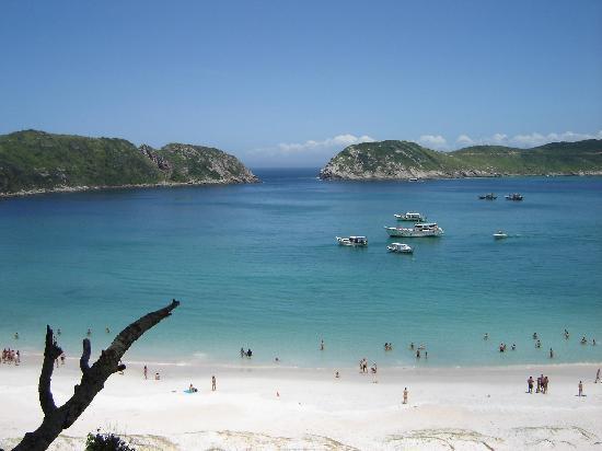 Hostel Marina dos Anjos: The best beach - Ilha do farol