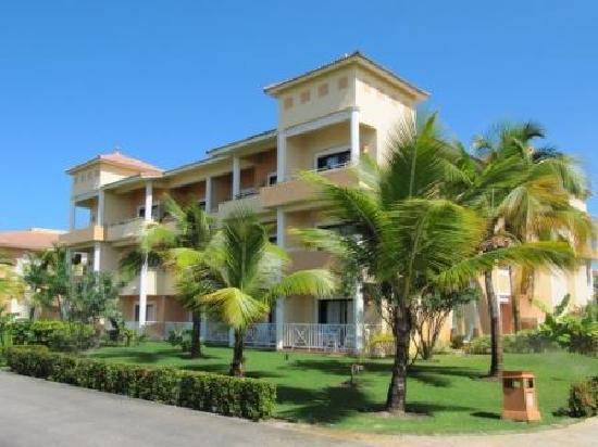 Grand Bahia Principe Bavaro: les pavillons des chambres
